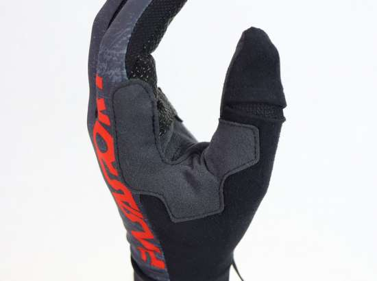 PSS171 – MTB summer glove with long fingers