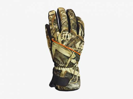GL011 – Camouflage padded glove